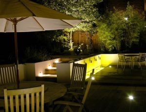 garden lighting liverpool